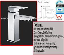 Basin Mixer-square 25mm