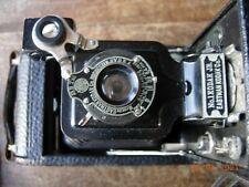 No 1 Kodak Junior Autographic Eastman Kodak Co folding camera