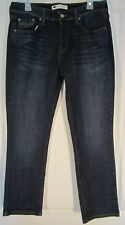 LEVI'S 505 Regular Fit,  Mid Rise, Straight  Jeans~Women's size 30X30     120