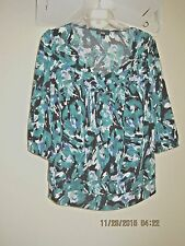 AGB Design summer top in size large