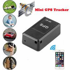 GF-07 Mini Car Vehicle GSM GPRS GPS Tracker Real Time Tracking Locator Device