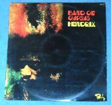 Jimi Hendrix - Band Of Gypsys / Barclay 1970 Original French Pressing LP BIEM