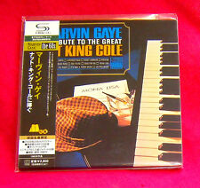 Marvin Gaye Tribute To The Great Nat King Cole SHM MINI LP CD JAPAN UICY-94028