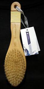 Hydrea London Combination Detox Beech Wood Body Brush - BNWT