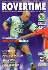 Past Domestic Leagues Premiership Football Programmes