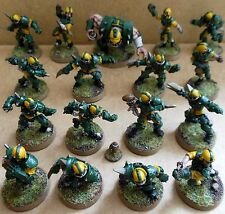 2004 Human Bloodbowl 5th Edition Citadel Pro Painted Team Fantasy Football Sport