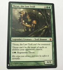 Magic the Gathering MTG Thrun the Last Troll Mystery Booster Mythic Mint