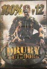 Drury Outdoors 100% Wild/Fair Chase volume 12 (DVD) Jim Thome