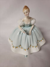 New ListingRoyal Doulton Bone China Lady Figurine First Dance Hn2803 Made in England