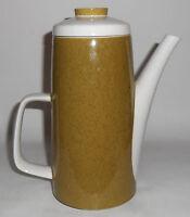 Mikasa Bone China Mediterrania Avocado Green Coffee Pot w/Lid