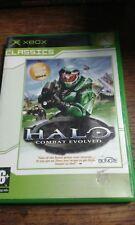 * Original Xbox Classic Game * HALO * X Box N