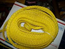 New listing Yellow Woven Rope For Inflatable Tube, 100-Foot