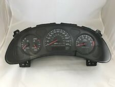 2000-05 Chevrolet Impala Remanufactured Instrument Cluster 10306207 120 MPH