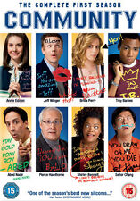 COMMUNITY - SEASON 1 - DVD - REGION 2 UK