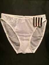 RARE!  NEW! Vintage 90's VALENTINO INTIMO #00730  Panties White Panties Size L