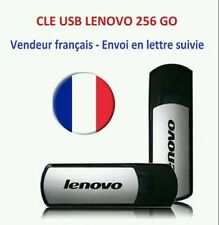 Clé usb 256 GO GB USB 2.0 Lenovo  Flash Drive windows mac os neuve neuf