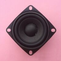 "2pcs 2"" inch 52MM 4Ohm 4Ω 5W square speaker Loudspeaker For Bluetooth Horn RC"