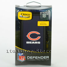 OtterBox Defender iPhone 6 iPhone 6s Case w/Belt Clip NFL Chicago Bears USED
