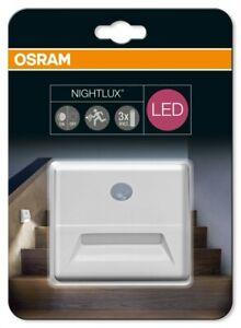 Osram LED Nachtlicht Nightlux Stair weiß  Nachtlicht  Nachtlichter