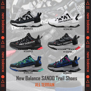 New Balance Shando Wide Men Women ALL TERRAIN Trail Running Shoes NB Pick 1