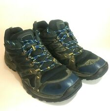 North face Cradle Gore-Tex  Walking Shoes Trainers Size UK 11  Blue