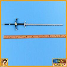 Crown Knight - Metal Long Sword #1 - 1/6 Scale - SGToys Action Figures