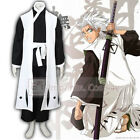Bleach 10th Division Squad 10 Team 10 Captain Cosplay Costume Full Set FREE P&P