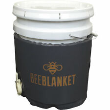 Powerblanket Bee Blanket Honey Heater with Gate Valve- 5-Gal -Cap Model#Bb05Gv