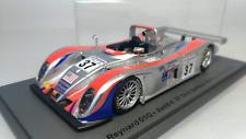 SPARK 1:43  Reynard 01Q Juddn 37 Dick Barbour Racing  Le Mans 2001  Silver  Used