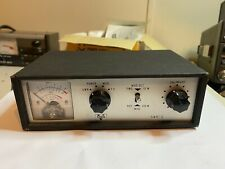 Vanco SWR-3 Field Strenth Power Swr Modulation Meter