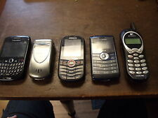 Lot of 5 Cell Working? And Untested Blackberry,Samsung,Lg,Mot orola