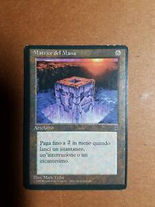 Mana Matrix (Legends), Spanish, MP, MTG Magic the Gathering Reserved List