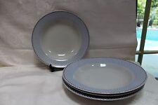 Rimmed Porcelain Soup Bowl - Royal Worcester - Azure set of 4 & Soup Bowl Royal Worcester China u0026 Dinnerware | eBay