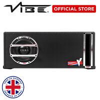 "Vibe CVEN 6"" 450W Max Car Audio 150w RMS Compact Subwoofer Bass Box Enclosure"