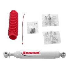 Rancho RS97325 Steering Stabilizer Single Kit Silver Frt For Chevy Blazer 73-91