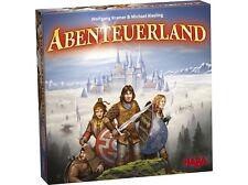 Gesellschaftsspiel  Abenteuerland von Haba  -- NEU --