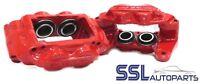Subaru Impreza WRX 2000 to 2008, Pair Front 4 Pot  Brake Calipers RECON SERVICE