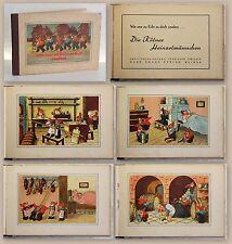 Die Kölner Heinzelmännchen 1948 Bilderbuch Kinderbuch farbige Illustrationen xz