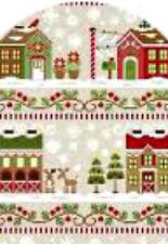 20 water slide Christmas design full nail Trending 4 sizes