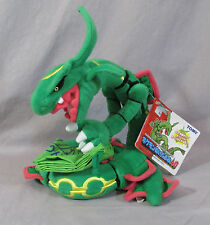 Pokemon Rare Plush Rayquaza 38 Inches Japan Japanese Tomy With Bag NWT