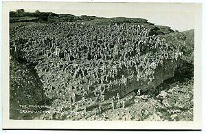 The Pilgrimage, Grampian Mountains - Postcard