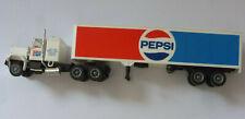 HERPA 1:87 H0, US LKW TRUCK GMS  851227 Kofferauflieger Pepsi