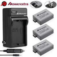 LP-E5 Battery For Canon Rebel T1i XS XSi 450D 500D 1000D Kiss X3 X2 F + Charger