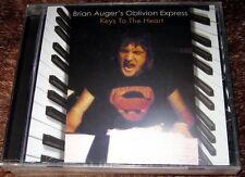 Brian Auger's Oblivion Express - Keys to the Heart EU CD Sealed (2006) +2 bonus