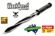 "United Cutlery M48 Cyclone Tactical Fixed 8"" Tri-Edge Dagger, UC3163 - Amazing!"