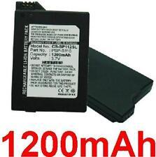 Batterie 1200mAh Pour SONY PSP 2th Lite Slim, P/N: PSP-S110 PSPS110
