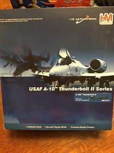 Hobbymaster A-10 Thunderbolt II, USAF, 47th TFS, Barksdale AFB, HA1317 RARE/NEW