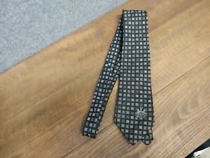 Unbranded Black Newcastle United Logo Tie