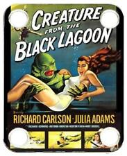 Neck Plate Guitar Color Graphic P J Bass Black Lagoon