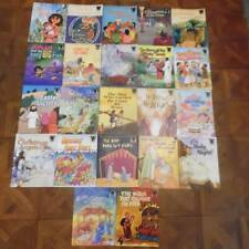 Lot 22 ARCH Bible Story Children Books Vintage and Newer